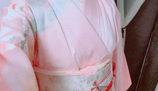 桑名で和装の着付けをしてもらった!料金や予約の流れ(結婚式のおよばれ)