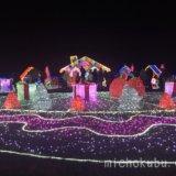 【木曽三川公園イルミネーション】2018年はスイーツがテーマ!写真つきで見どころをレビュー