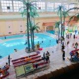 【奈良健康ランド】屋内プール&はしゃきっズに子どもが大喜び♪(2歳、3歳、5歳の子連れ、口コミ&レビュー)