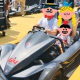 国際レース場を走れる『サーキットチャレンジャー』レビュー!大興奮で2歳児も楽しめた(鈴鹿サーキット)
