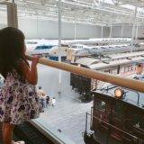 名古屋の『リニア鉄道館』は2歳の女の子も楽しめた!子連れで楽しむための情報まとめ(所要時間、駐車場、食事、混雑情報あり)