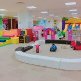 『ママスマイル』四日市の子ども向け屋内施設を写真多めにレビュー!2歳児は大喜び(飲食、混雑情報あり)