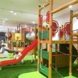 ららぽーと名古屋の遊び場『あそびパークPLUS』遊具のレビュー!休日の混み具合も紹介するよ♪