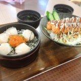 「南知多ビーチランド」の飲食店は充実してたよ!海洋亭の海鮮丼がおいしくておすすめ(※持ち込みはOK)